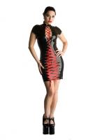 Платье со шнуровкой 44-48